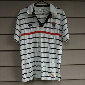 Other - Canterbury of New Zealand Polo Shirt Large